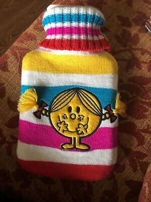 Little Miss Sunshine Hot Water Bottle
