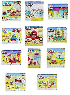 Play-Doh Kitchen Creations Play Set Kids Play Dough Activity Toys - Choose Sets
