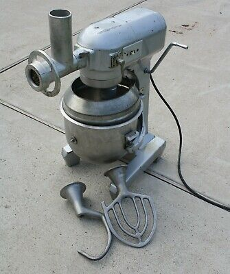 HOBART A200 MIXER 20 QT ON / OFF SWITCH WITH SWITCH COVER Old School