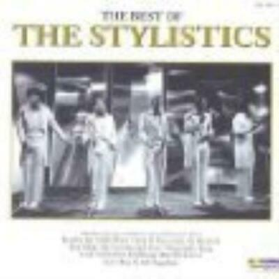 The Stylistics : The Best Of The Stylistics (Reissue) CD (1996)