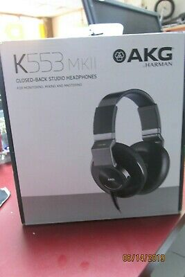 018ab8d4b5f AKG K141 MKII Headphones Semi-Open Studio Headphones High Efficiency ...