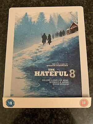 The Hateful Eight - Blu-ray Steelbook - HMV Exclusive