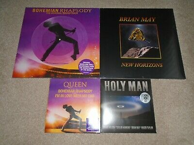 Queen Record Store Day Bundle x 4 - Freddie Mercury Brian May