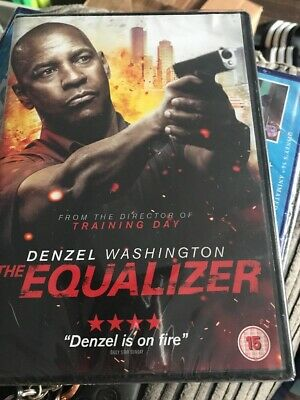 The Equalizer DVD New & Sealed 5051159251657
