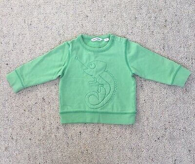 Country Road green jumper size 0 Excellent Condition