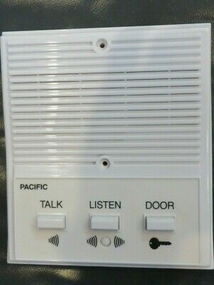 Af-3600 Transfer Unit Pacific Electronics door entry voice intercom system wired