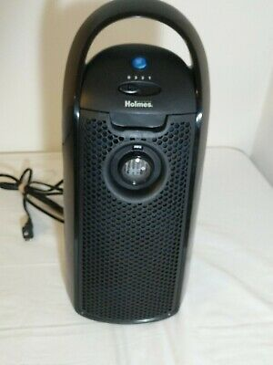 HOLMES HAP9415 MINI Tower HEPA Air Purifier With Visipure