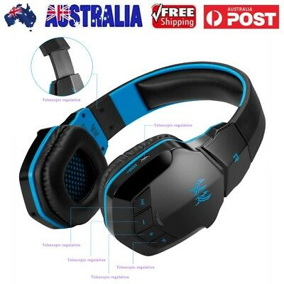 KOTION EACH B3505 Bluetooth V4.1 Wireless Stereo Bass Pro Gaming Game Headphone