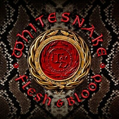 021506 Whitesnake - Flesh & Blood (CD x 1) |Nuevo|