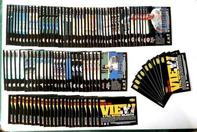 New 1996 Dennys Hologram Baseball Complete 28 Card Set Pinnacle Very