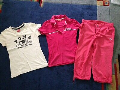 Ladies Puma Clothes (Size S/Xs)