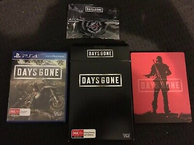 Days Gone PS4 - **Special Edition**