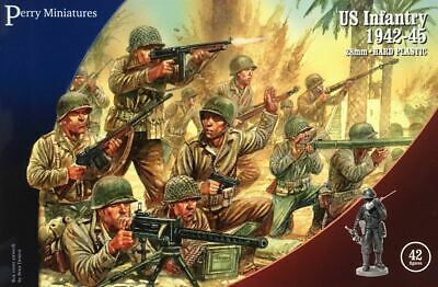 Bolt Action: Perry Miniatures WWII US Infantry