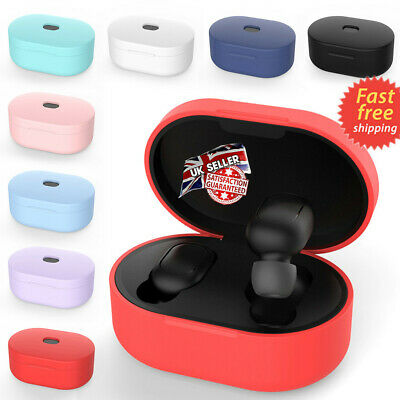 Silicone Protective Cover Case for Xiaomi Redmi Airdots TWS Earphone Headset UK