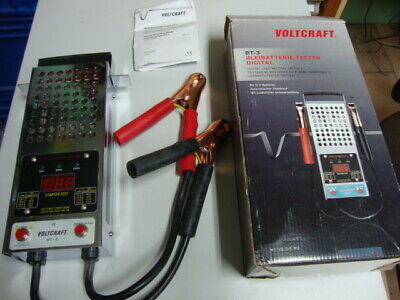 Testeur Batterie Voltcraft Bt3