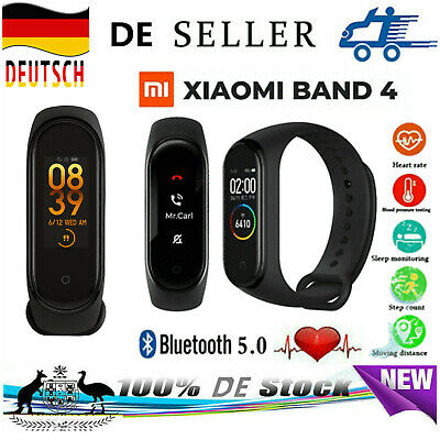 Xiaomi Mi Band 4 Smart Bracelet BT 5.0 Heart Rate Fitness Tracker Global Version
