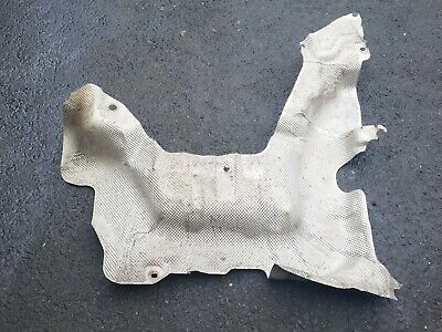 Ford Mondeo 1.8 Diesel 2007 Manual Mk4 Rear Exhaust Heat Shield Cover Surround