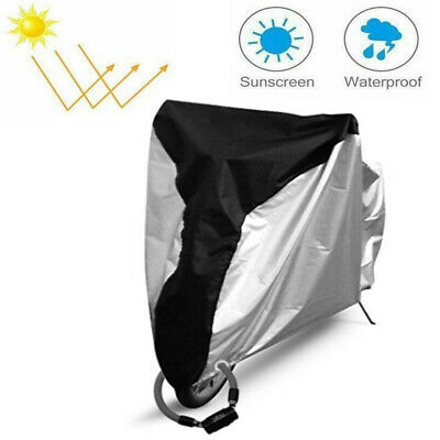 Oxford Waterproof Bicycle Cover Bike Sun Rain Snow Dust Proof UV Protector MTB