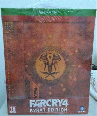 FAR CRY 4 KYRAT EDITION - XBOX ONE cofanetto limited collector edition ps4