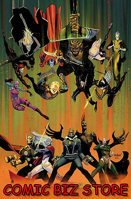 Guardians Of The Galaxy #6 (2019) 1St Printing David Marquez Main Cover