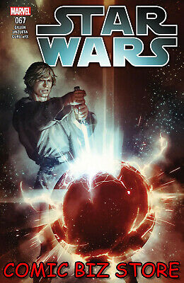 Star Wars #67 (2019) 1St Printing Parel Main Cover Bagged & Boarded Marvel