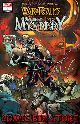 War Of The Realms Journey Into Mystery #5 (Of 5) (2019) 1St Printing Main Cover