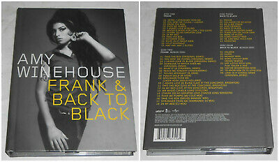 Amy Winehouse Frank & Back To Back 4 Cd 2008