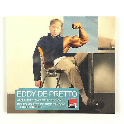 Cure Eddy De Pretto / Album CD Nouvelle Edition