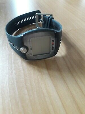 Polar FT1 Heart Rate Monitor, Black