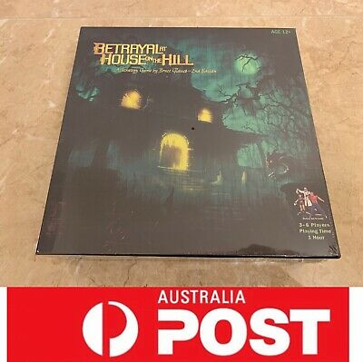 Betrayal at House on the Hill, Smart Board Game, AU Stock