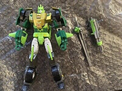 Transformers Hero Mashers Autobot Springer Robot Ages 4 Hasbro New Toy Boys Fun