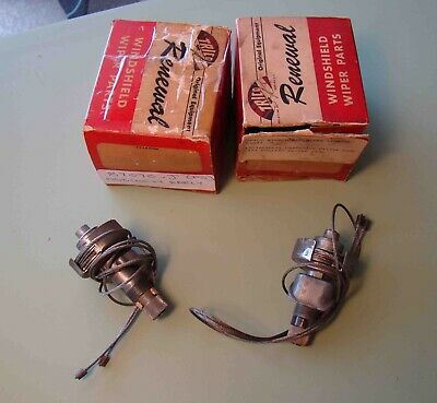 1953 Chevy Wiper Transmission Pivot(Early) Pair of NOS Trico #87070-J & #87071-J