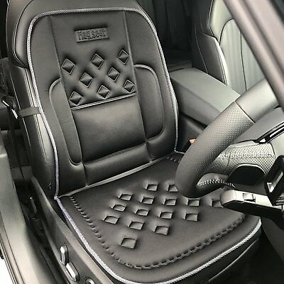 Car Seat & Wheelchair Lumbar Magnet Orthopedic Cushion Cover Back Side Support