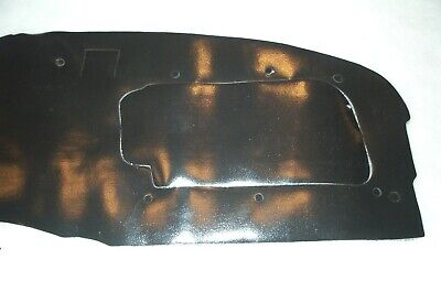 1940 Nash Outter Firewall Pad Rubber & Jute Engine Compartment 40