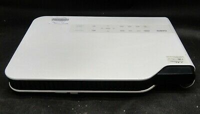 Casio XJ-A135V VGA/HDMI DLP Slimline Projector - Projects Image - Lamp 6669 hrs