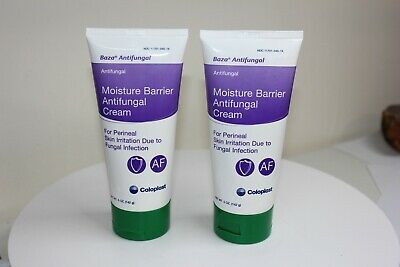 Baza Moisture Barrier Antifungal Cream 5oz Pack of 2 - SHIPPED PRIORITY