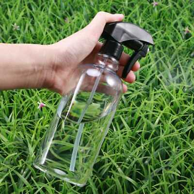 10pc 500ml Empty Hand Trigger Bottle Water Spray For Salon Plant Garden Cleaning
