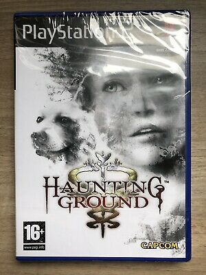 Haunting Ground PS2 Sony PlayStation 2 Survival Horror Game PAL Brand New Sealed