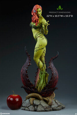Sideshow Collectibles DC Comics Poison Ivy Premium Format Figure Brand New
