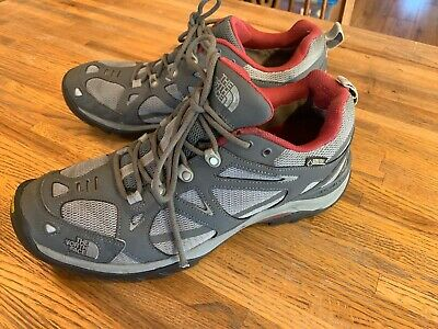 b70cc52b6 THE NORTH FACE Hedgehog Fastpack Mens Hiking Shoes Size 10 Gray ...