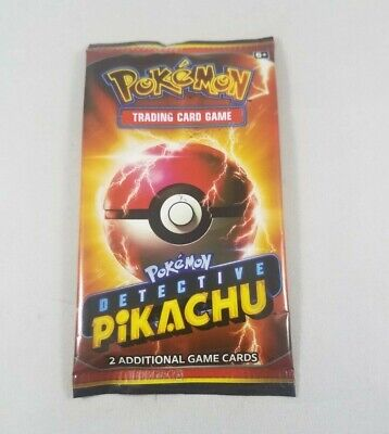 Detective Pikachu Pokemon Trading Cards AMC Promo Limited Edition