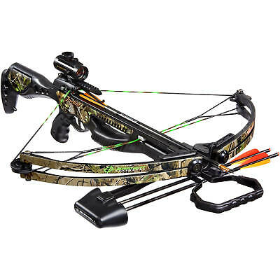 Barnett Sports Outdoors Jackal Hunting Crossbow Package Camouflage Top Quality