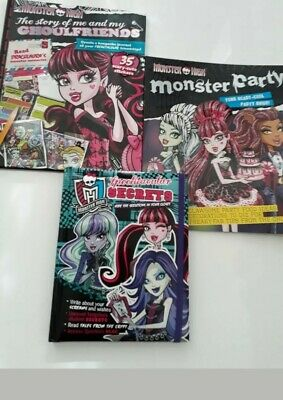 wholesale joblot 300 new minions monster high books  fundraising carboot resell