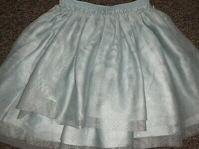 H&M Girls Xmas Party Sparkle Tutu Tulle Puffball Skirt