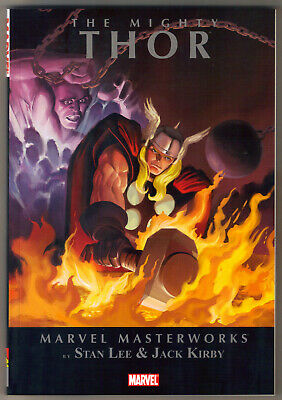 Marvel Masterworks The Mighty Thor Vol 3 SC TPB MMW * Lee Kirby * Hulk Hercules