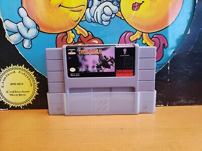 Choplifter III 3 Game Super Nintendo SNES Authentic, tested works.