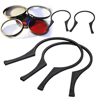 49-58 mm 2x Lens Filter Wrench Removal ToolSpanner Pliers 49mm 52mm 55mm 58mm Lh