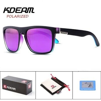9f4bd59e20 Gafas de sol Polarizadas, Kdeam KD156 C3 HD, UV 400, Polarized Sunglasses
