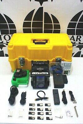 Fujikura FSM-70R KIT Splicer W/ CT-30 clever & HJS-02 hot jacket stripper 70R CT