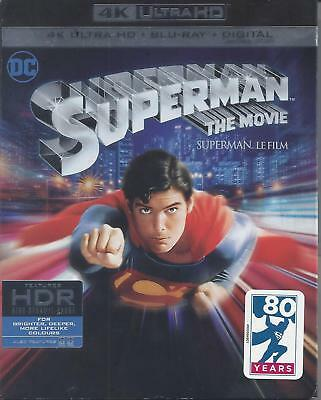 Superman The Movie (4K Ultra Hd/Bluray)(2 Disc Set)(Used)